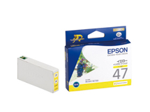 EPSON インクカートリッジ イエロー ICY47