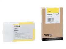 EPSON インクカートリッジ イエロー 110ml ICY36A