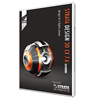 STRATA DESIGN 3D CX 7.6J for Windows