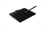 Wacom Intuos Comic small Black CTH-490/K1