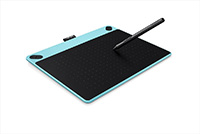Wacom Intuos Comic medium  Mintblue CTH-690/B1