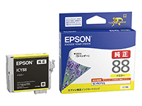 EPSON インク イエロー ICY88