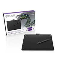 Wacom Intuos 3D medium (ブラック) CTH-690/K2