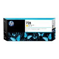 HP728 インクカートリッジ イエロー300ml F9K15A