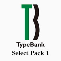 TypeBank Select Pack 1