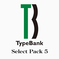 TypeBank Select Pack 5
