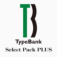 TypeBank Select Pack PLUS
