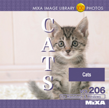 MIXA Vol.206 CATS