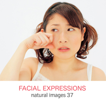 natural images 037 FACIAL EXPRESSIONS