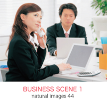 natural images 044 BUSINESS SCENE 1