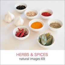 natural images 069 HERBS & SPICES