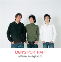natural images 083 MEN'S PORTRAIT