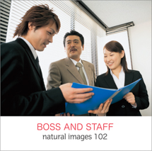 natural images 102 BOSS AND STAFF