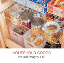natural images 112 HOUSEHOLD GOODS