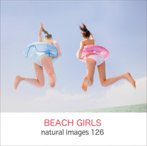 natural images 126 BEACH GIRLS