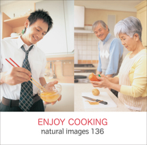 natural images 136 ENJOY COOKING
