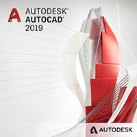 AutoCAD 2019 - including specialized toolsets  シングルユーザー 1年