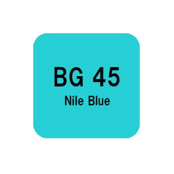 Netshop.Too - コピックスケッチ BG45 ナイル・ブルー: コピック